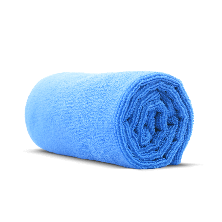 "Premium Blue 16""x16"" Microfiber (3, 6, or 12 Pack)"