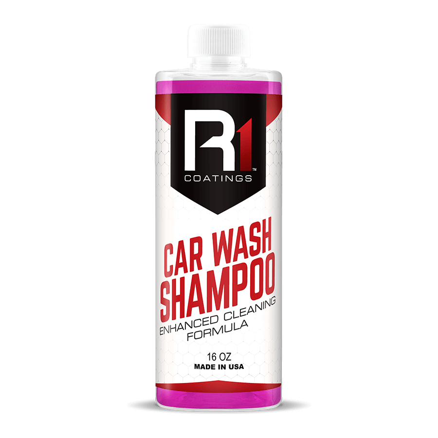 Car Wash Shampoo - 16 oz
