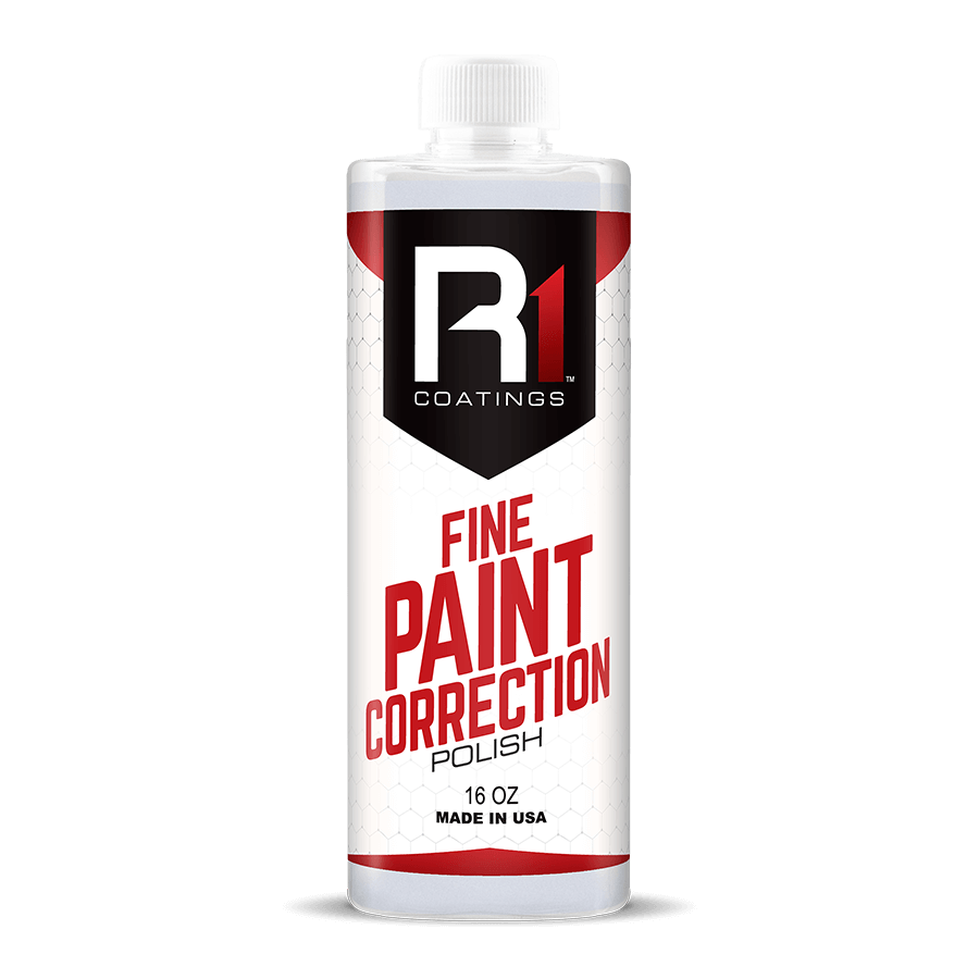 Fine Paint Correction Polish