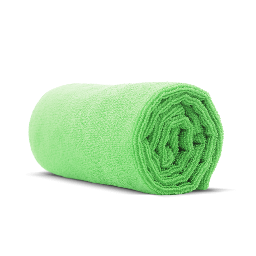 "Premium Green 16""x16"" Microfiber (3, 6, or 12 Pack)"