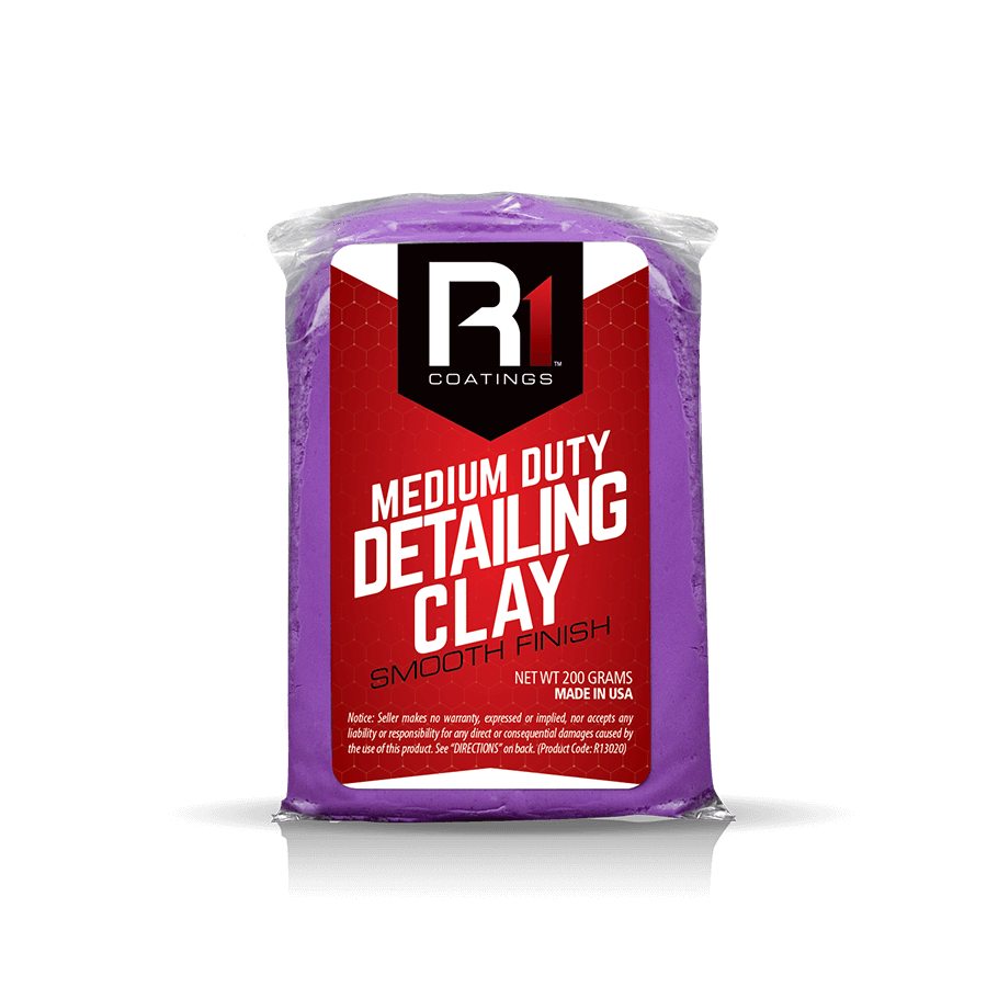 Medium Duty Detailing Clay