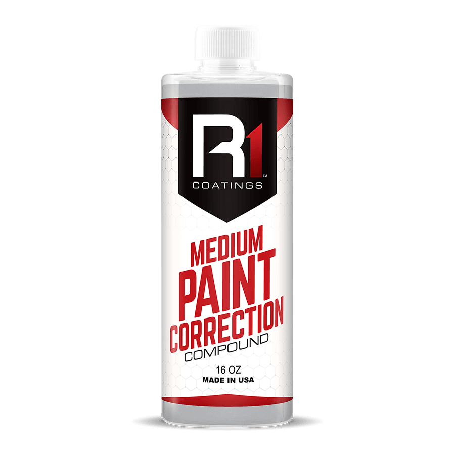 Medium Paint Correction Compound