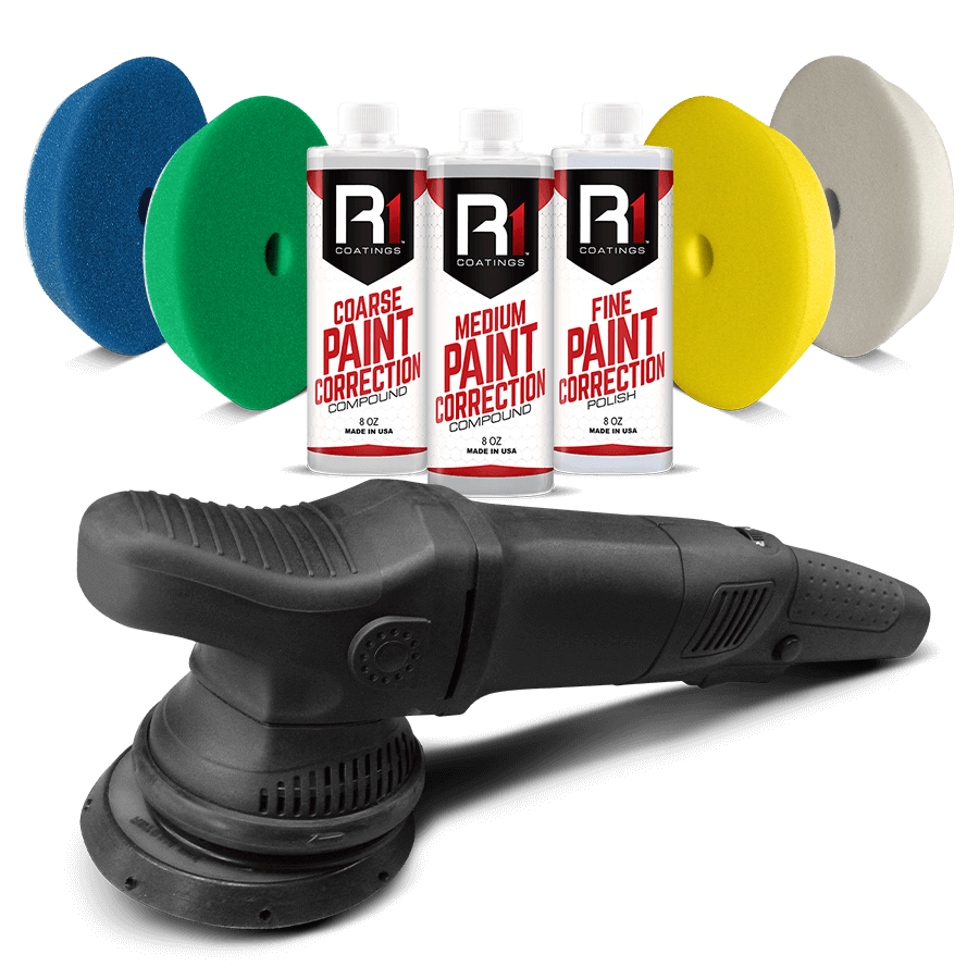Basic Paint Correction Kit