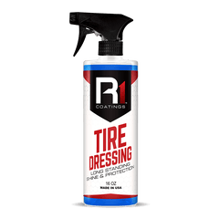 Tire Dressing - 16 oz