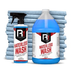 Ceramic Waterless Wash Supply Package
