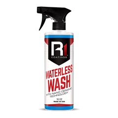 Ceramic Waterless Wash