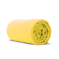 "Premium Yellow 16""x16"" Microfiber (3, 6, or 12 Pack)"
