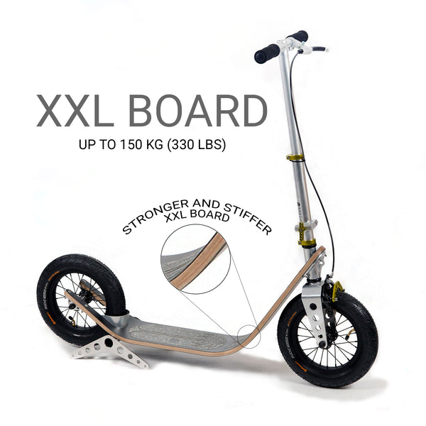 Boardy Black Carbon XXL (Special Edition) - OUT OF STOCK!