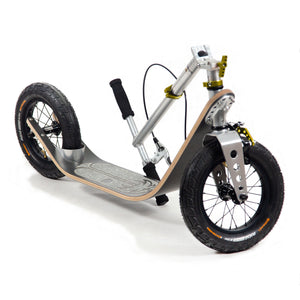 Boardy Carbon Kick Scooter (Special Edition)