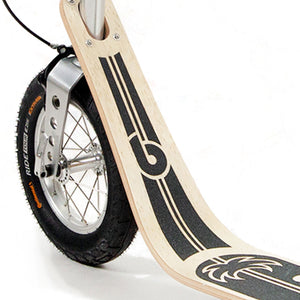Boardy maple board scooter