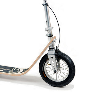 Boardy Kick Scooter Maple