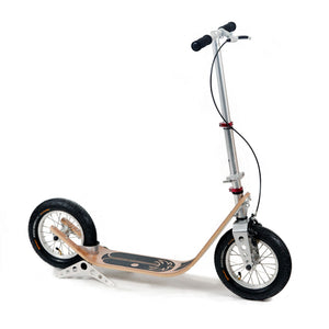 Boardy Kick Scooter Walnut - OUT OF STOCK!