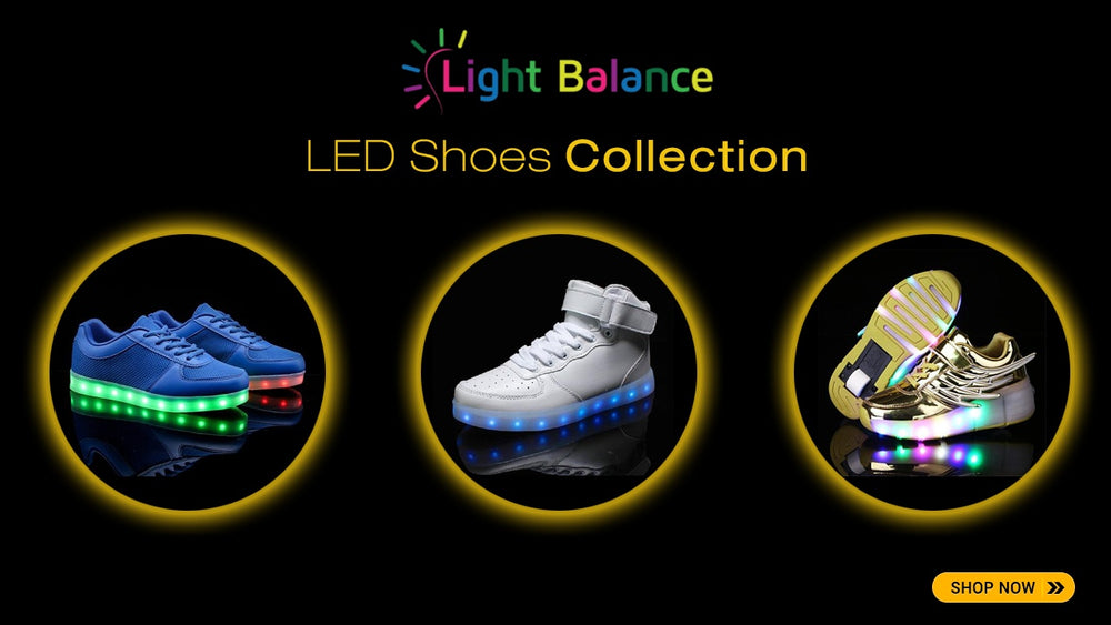 lightbalance - LED Shoes & Boots