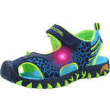 REX's Eye Flashing LED Beach Sandals