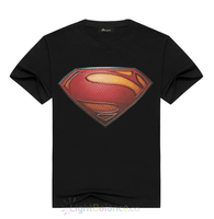 The superman 3D Printed Casual T-shirt Casual