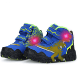 Tyrannosaurus Rex LED Flashing LED Shoes