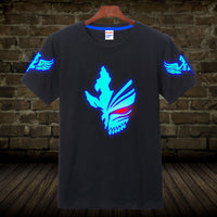 Beast Face Glow in The Dark Shirt