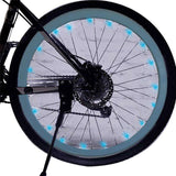 Leadbike Bicycle Wheel Signal Tire Spoke LED Lights Rear Lights Waterproof  bicycle accessories - LightBalance.co