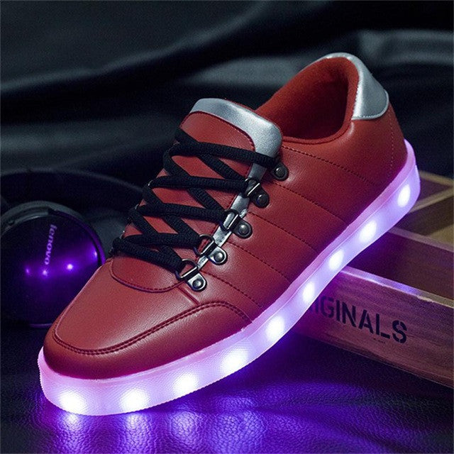 Merkmak  Dance Casual LED Shoes For Adults - LightBalance.co