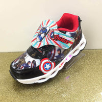 Captain America LED Casual Shoes for Kids