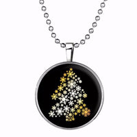 The Christmas Tree Luminous Necklace