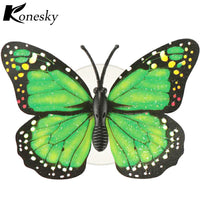 10 pcs LED Night Light Colorful Butterfly LED Lamp for Home, Room, Party, Desk, Wall, and Xmas Decoration - LightBalance.co