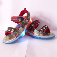 Super Mario  LED Beach Sandals for Boys