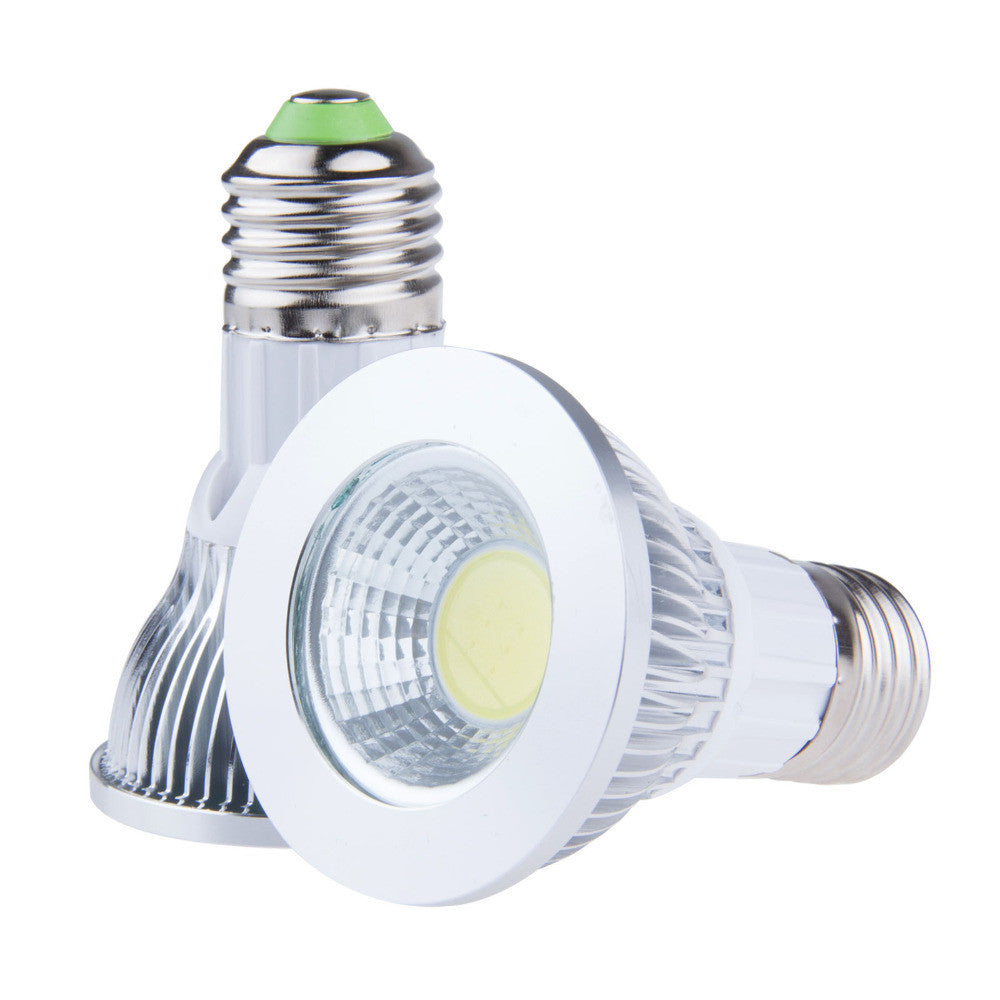 9W LED COB Bulb Light E27 Warm/Cool White LED Ceiling Spotlight Lamp - LightBalance.co