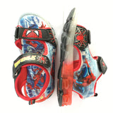Spiderman Sport Beach LED Sandals