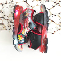 Cars LED Beach Sandals