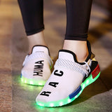 "Vilo ""Huma Race"" LED Flashing Sport Shoes"