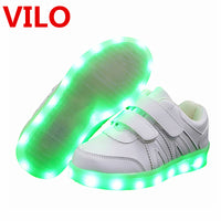 Vilo Basket Led Luminous Sneakers