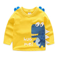 Hug Me! Dinousaur T-Shirts for Kids (2-6Y)