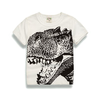 Boys T-Rex Face Tee