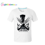 Super Hero Clothing Wolverines Men's T-Shirts