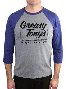 Greasy Tony's Shirt