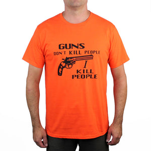 Guns Don't Kill People Shirt