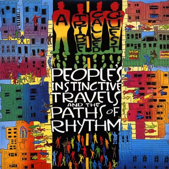 A Tribe Called Quest ‎- People's Instinctive Travels And The Paths Of Rhythm