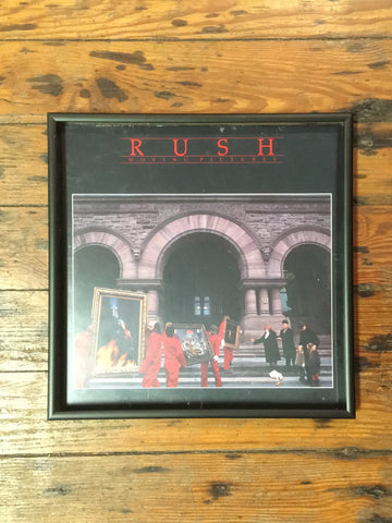 Framed Album Cover