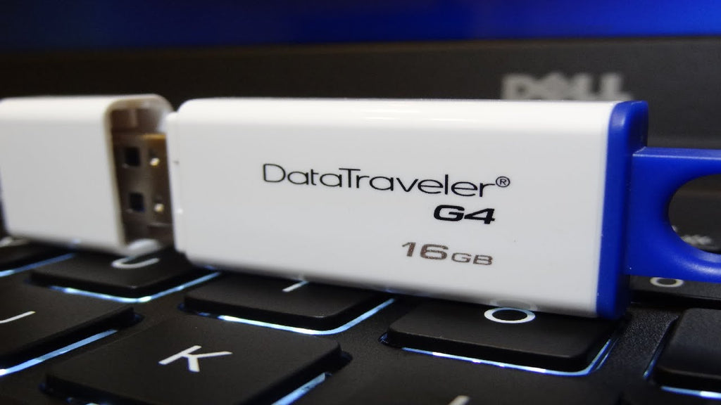 Kingston DataTraveler G4 -- 16GB -- (DTIG4/16GB)