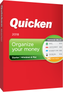 Quicken Starter 2018 (2-Year Subscription) - Mac|Windows