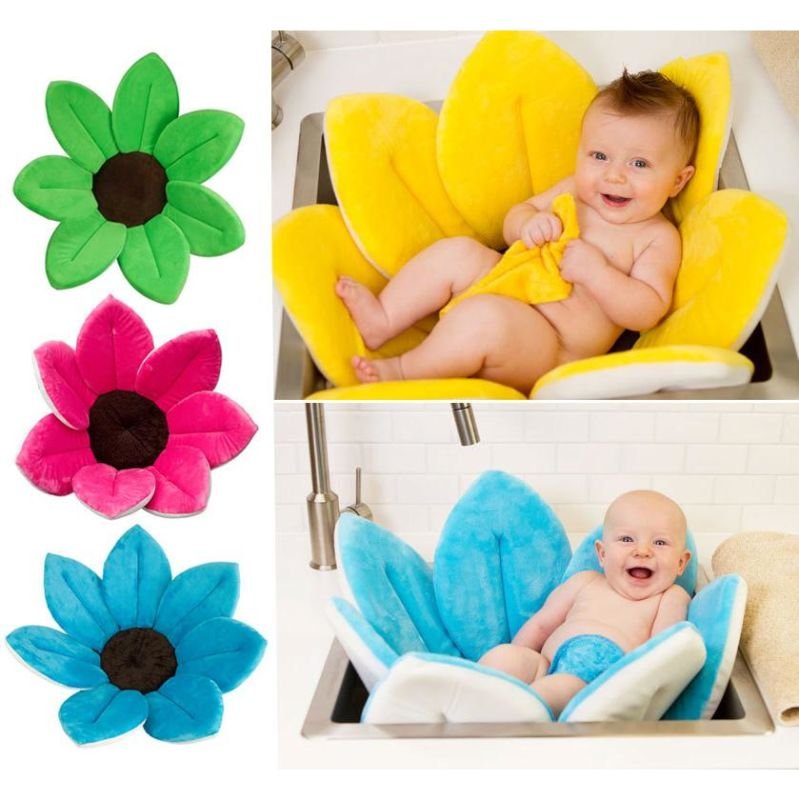 Blooming Lotus Baby Bath Pillow (Free Shipping!) - Inspired Racks