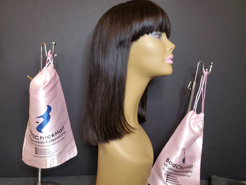 **Bob Bang Wig** Brazilian Straight