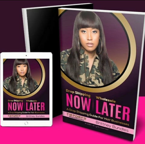 -💎E-Book | Drop Ship Guide For Hair Businesses