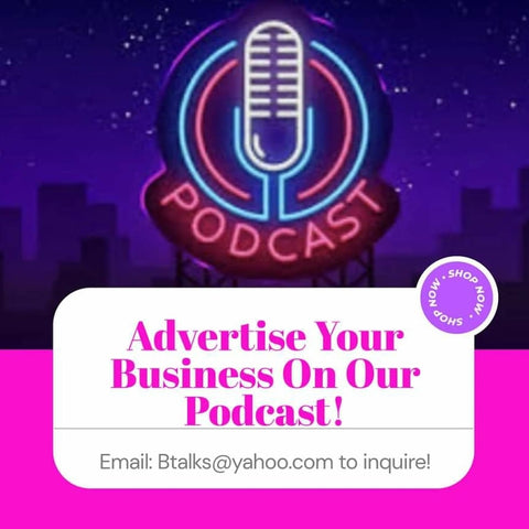 Podcast Sponsor - Business Advertisement