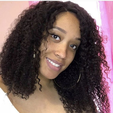 Mongolian Kinky Curly Bundle Deal (3 Bundles)