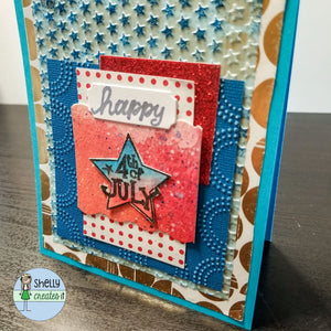 4th of July Cards - Happy 4th of July Vertical - Cards