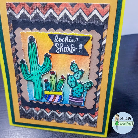 Cactus Cards - Cards