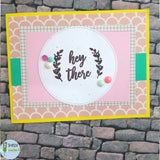 Cards for General use - Hey there bright / Horizontal -