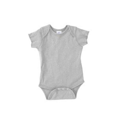Custom Tee Blanks: Babies Toddler & Youth - 6-12 months /